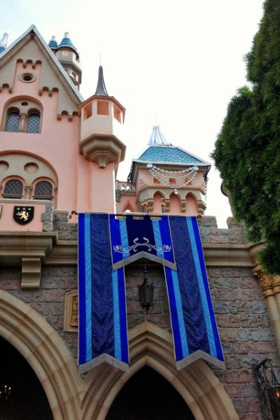 Disneyland history