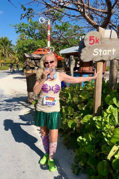 Castaway Cay 5K costumes
