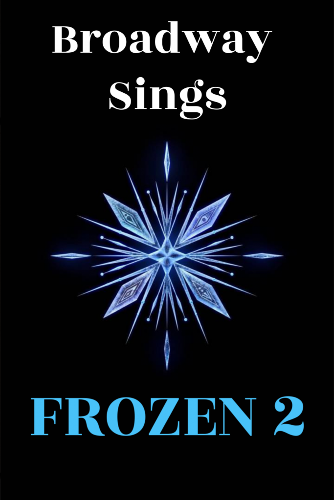 In celebration of the in-home release of FROZEN 2, Disney has partnered with Broadway performers to bring you covers of some of your favorite songs from the film!