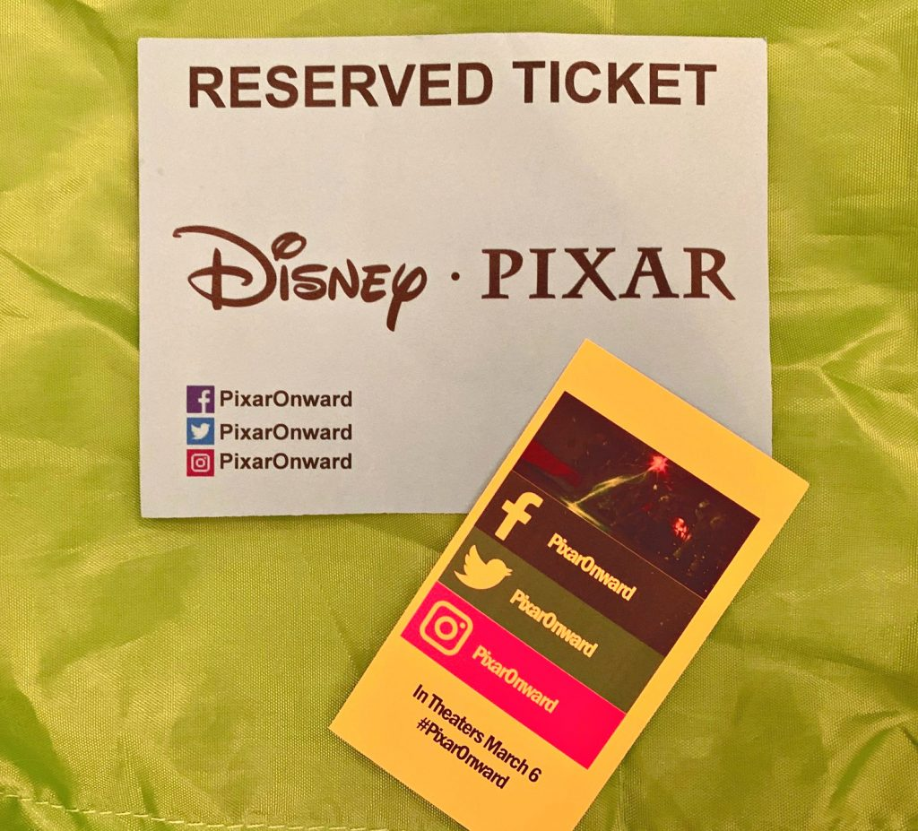 Disney Pixar Movie Screenings