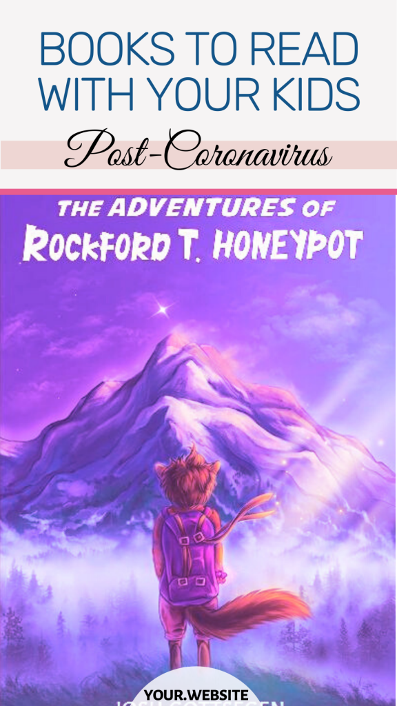 "The ideal book for our times! If any time during the quarantine you have viewed it as an opportunity for reflection, then this new tome is for you. Filled with themes that are perfect for our pandemic world, it is THE springboard for conversation with your family. Be sure to add ""The Adventures of Rockford T. Honeypot"" to your chipmuk's summer reading list. #book #bookreview #summerreading #RockfordTHoneypot"