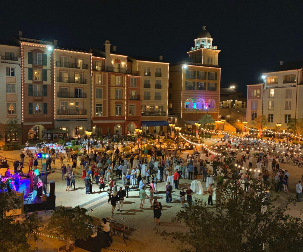 Loew's Portofino Bay Harbor Piazza