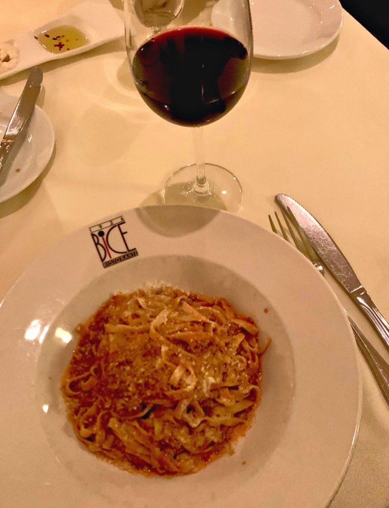 Italian restaurants at Universal Orlando Resort
