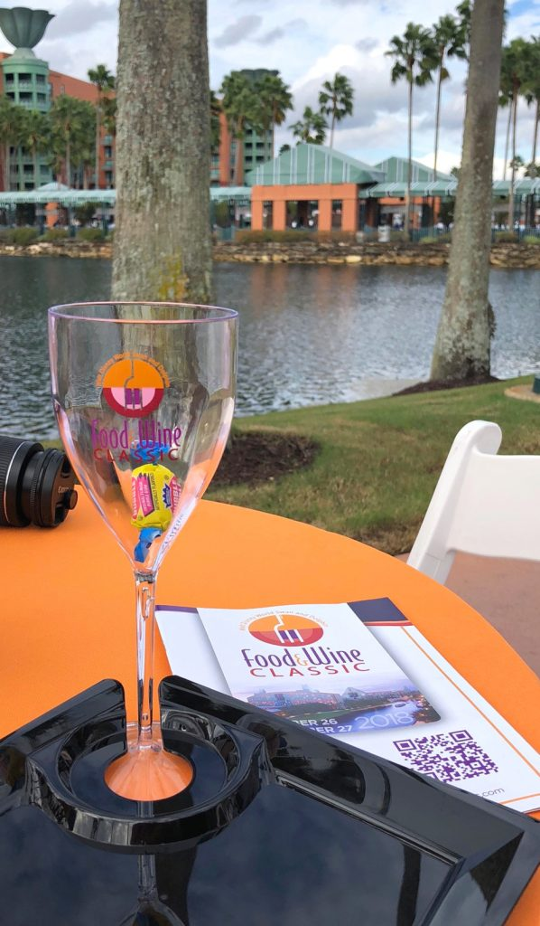 The Walt Disney World Swan and Dolphin Food and Wine Classic 2018