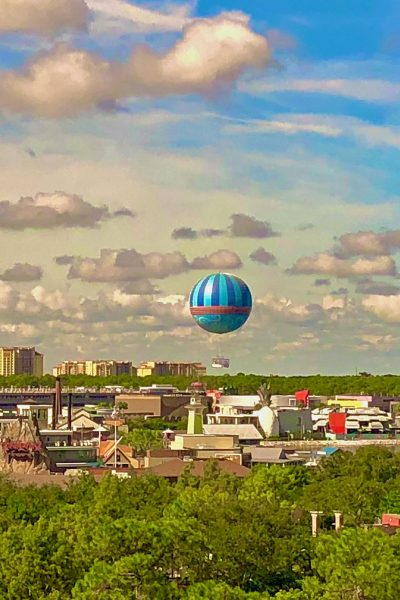 The closest hotel to Disney Springs!