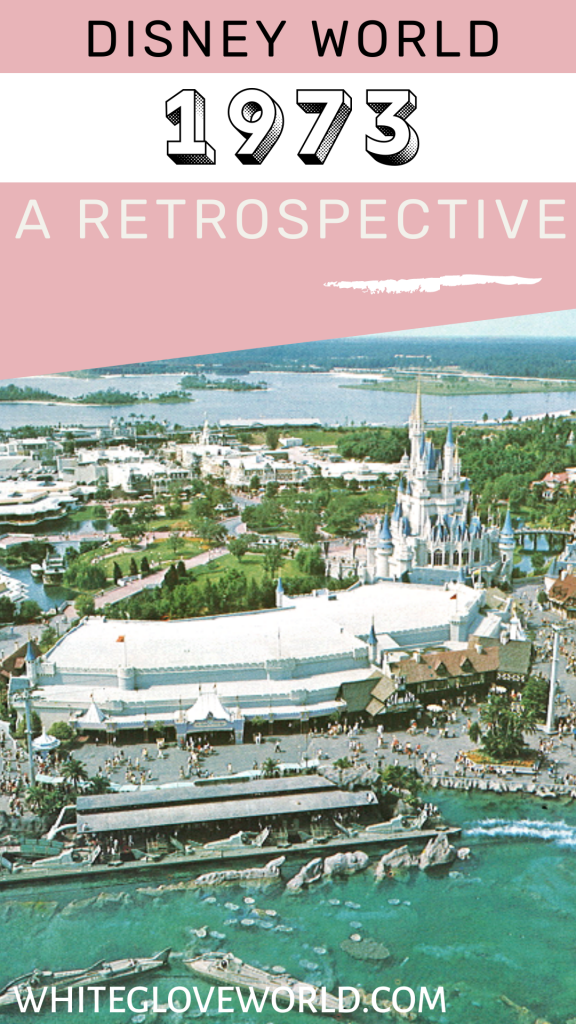 """A look back at Walt Disney World in 1973; Pirates of the Caribbean opens as another """"E-Ticket"""" attraction in Magic Kingdom. #DisneyWorld50 #50Daysto50Years #MagicKingdom"""