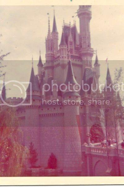 Walt Disney World in the year 1972