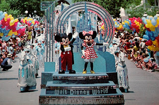 Disney World 1981 Tencennial