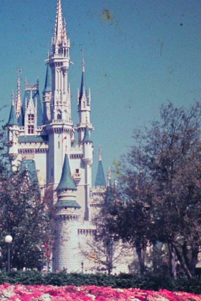 Walt Disney World in 1978