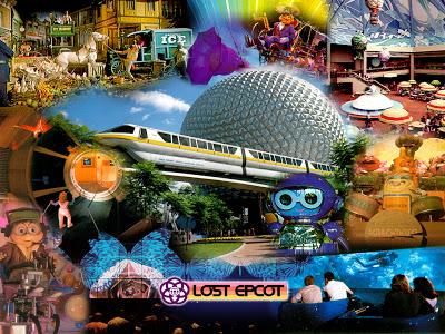 Walt Disney World 1982- EPCOT Center opens.