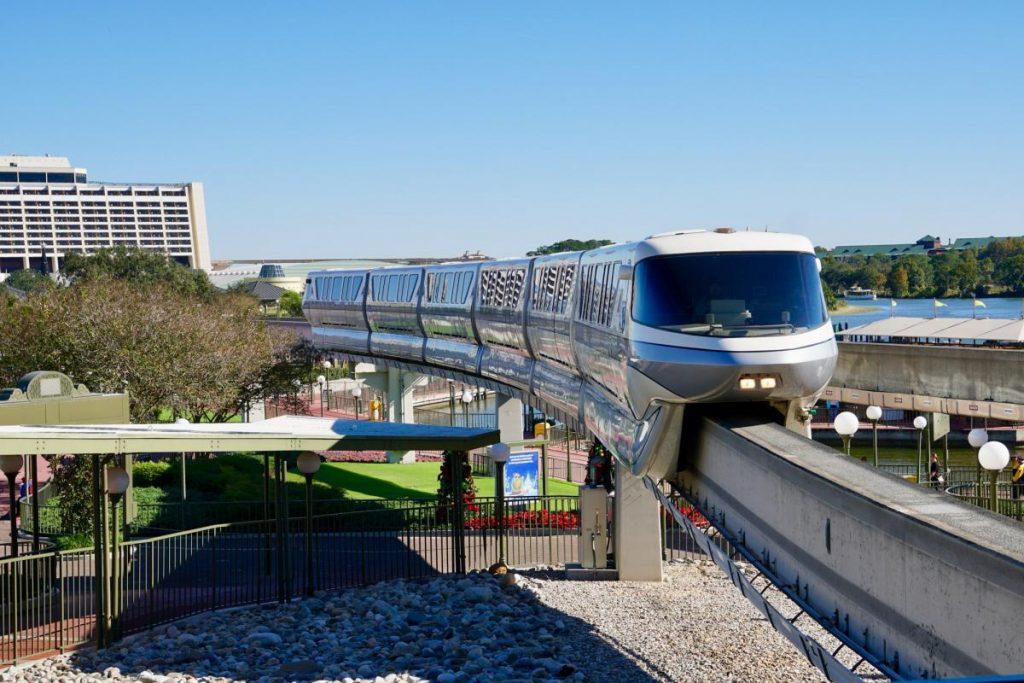Walt Disney World Monorail transportation