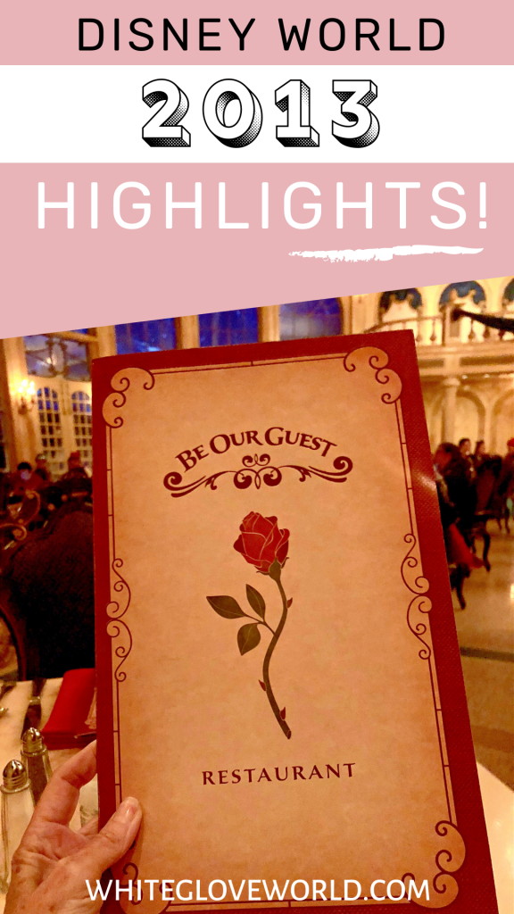Walt Disney World 2013 welcomes Phase 1 of the New Fantasyland expansion and the grand opening of Be Our Guest Restaurant in Magic Kingdom. #DisneyWorld50 #50Daysto50Years #Disneyhistory #2013 #BeOurGuestRestaurant #NewFantasyland #BeautyandtheBeast #MagicKingdom