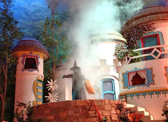The Great Movie Ride in Disney-MGM Studios in 2003