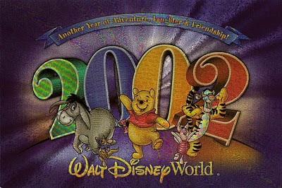 Walt Disney World 2002