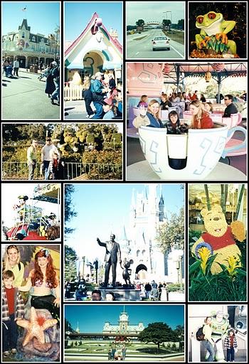 Walt Disney World 2003