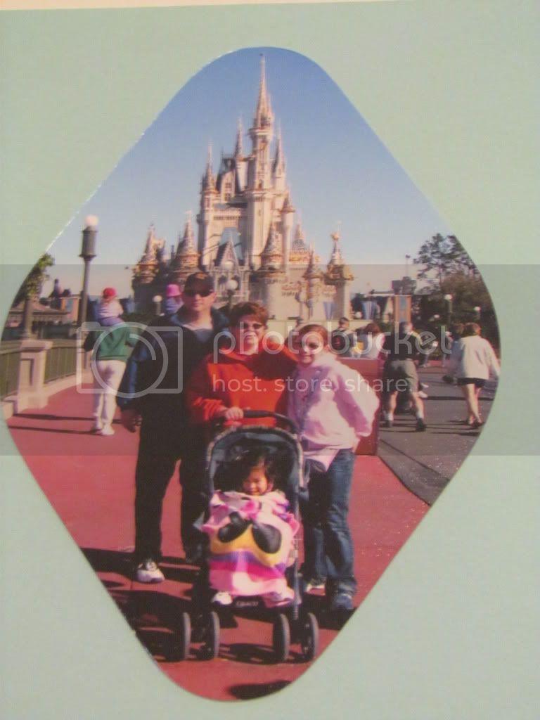 Walt Disney World 2005 Cinderella Castle