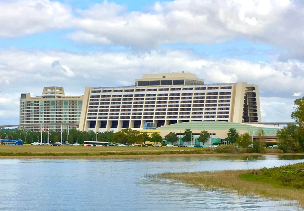 Walt Disney World 2009 welcomes the opening of Bay Lake Tower at Disney's Contemporary Resort