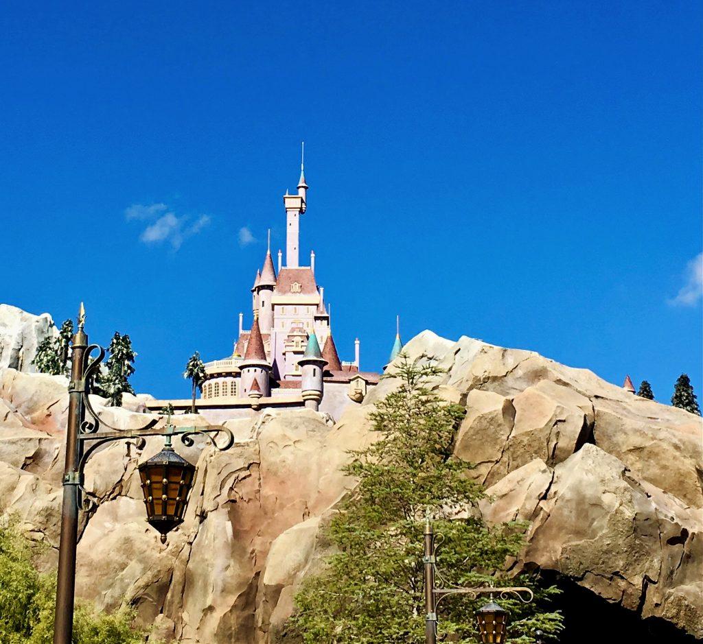 Be Our Guest Castle