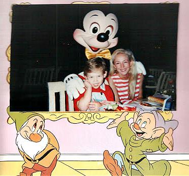 Chef Mickey's 1994
