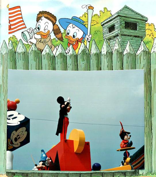 Mickey Mania Parade
