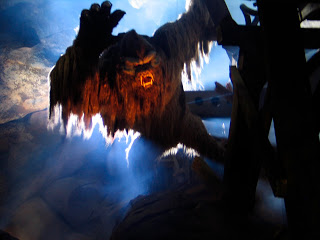 Expedition Everest opens with a working Yeti!